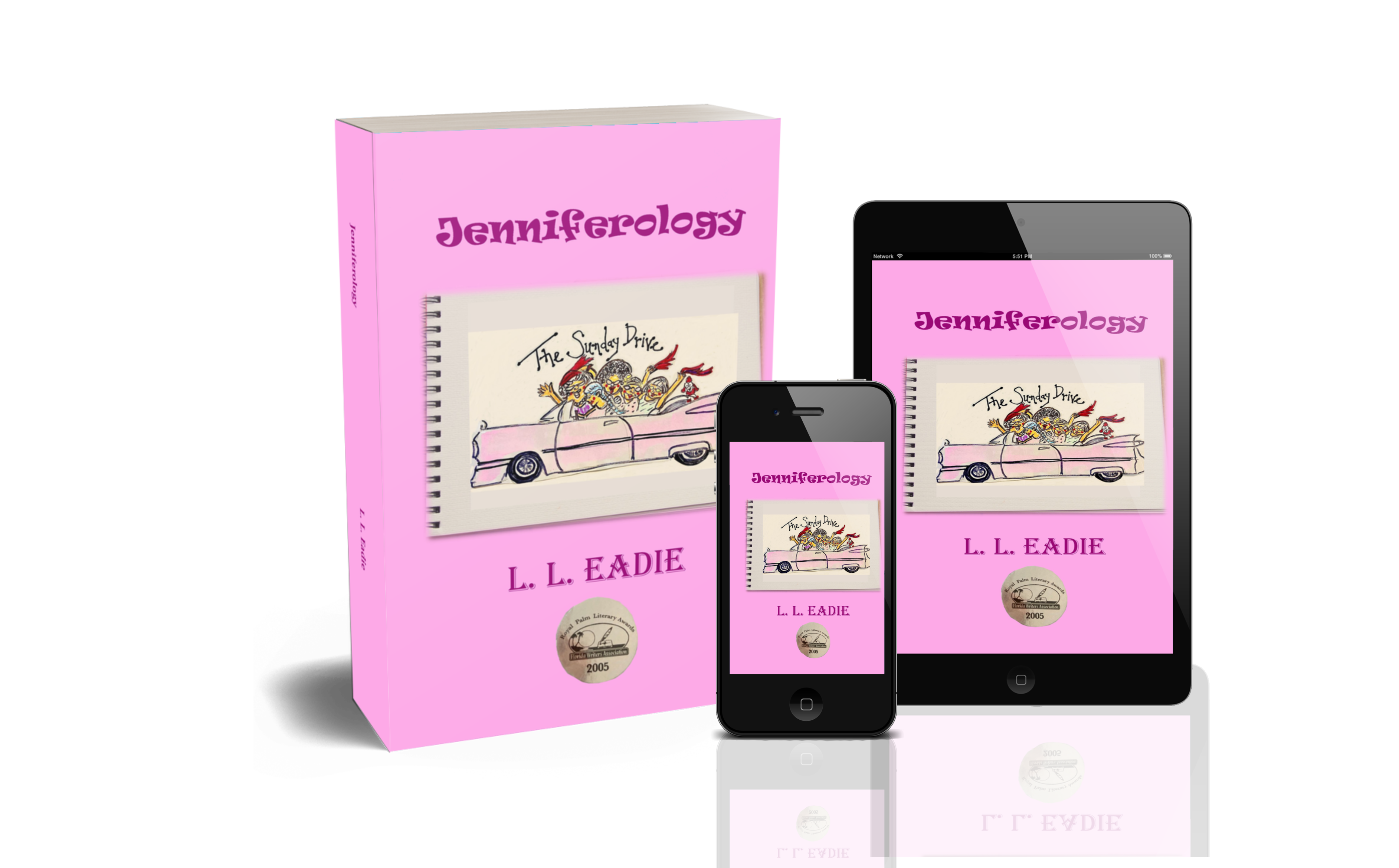 Jenniferology Available in New Places