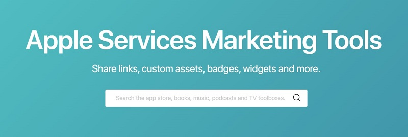 Marketing Tools for Apple Books